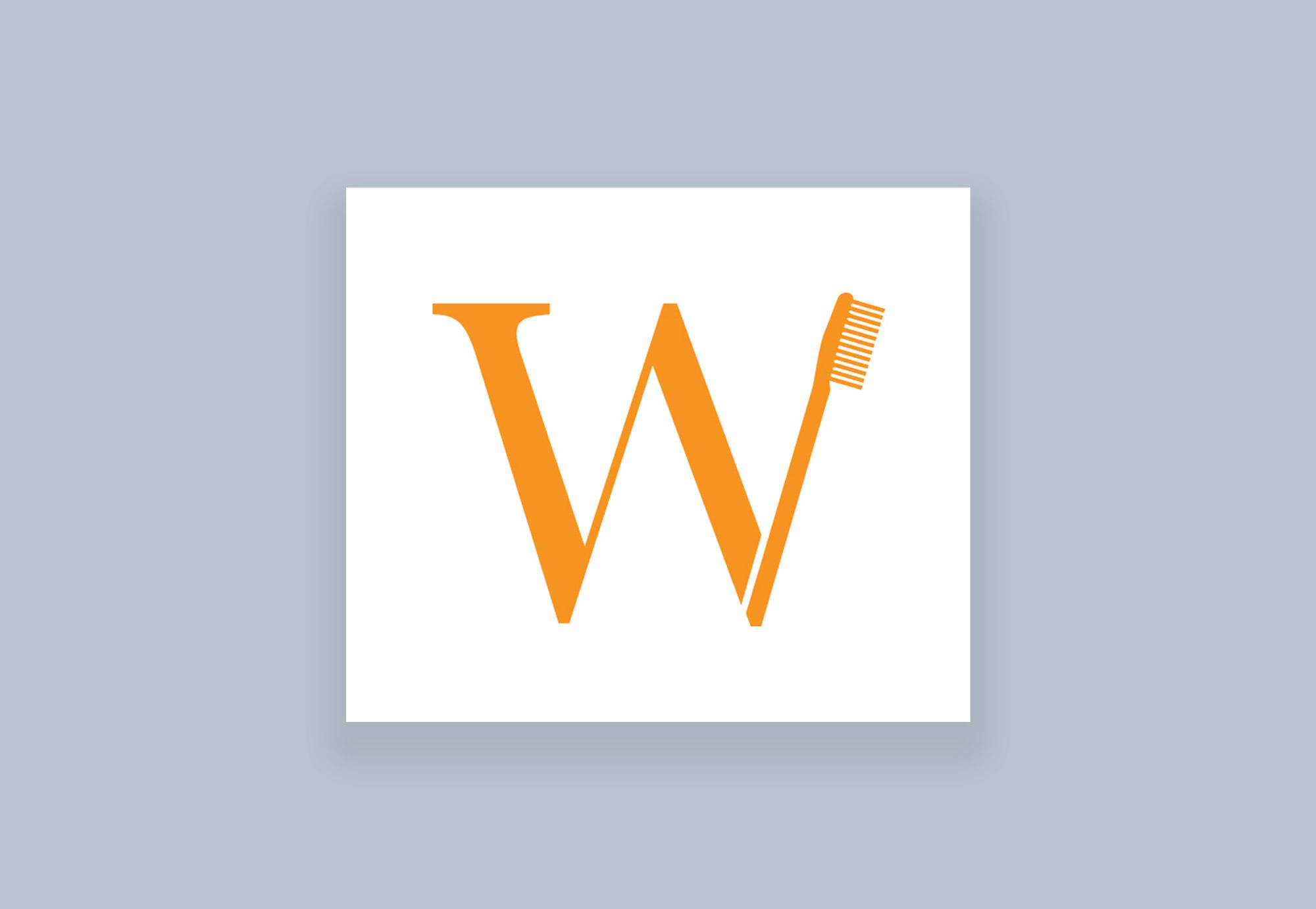 Das Logo Design und Branding der Zahnarztpraxis Olivia Winkler